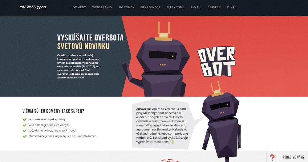 chatbot-websupport-overbot