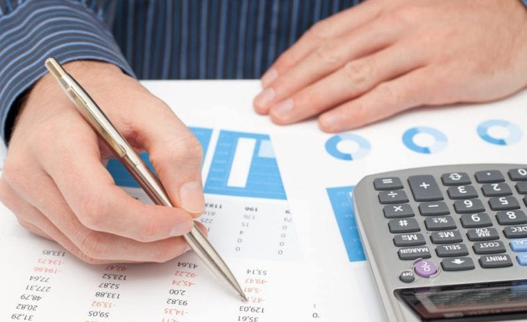 graf tabulky rozpocet kalkulacka budget report kontrola controlling