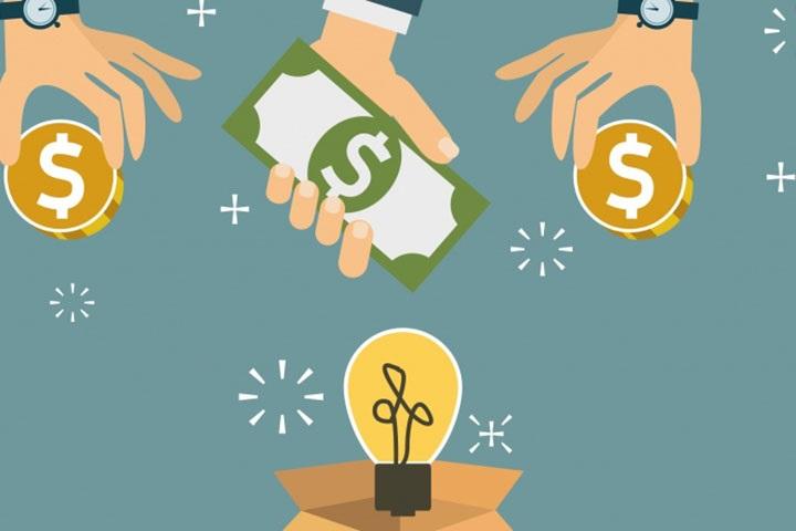 investovanie peniaze napad idea kreativita investori