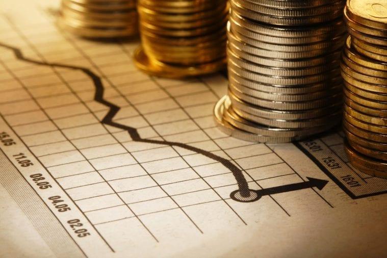 peniaze graf vyvoj tabulka investicia investovanie