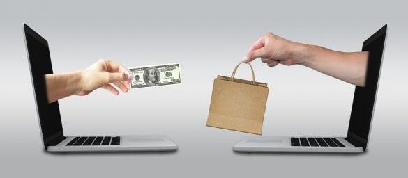 ecommerce shop eshop zisk predaj
