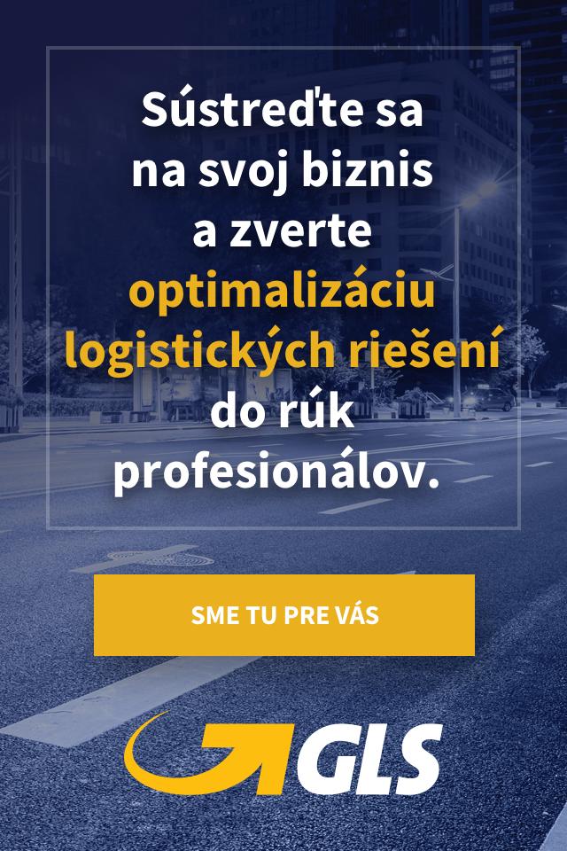 Sidebar banner - Tovar v pohybe